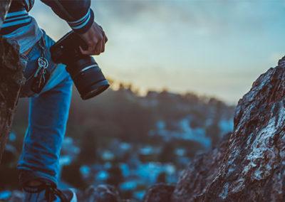 Photography and Art Portrait Classes