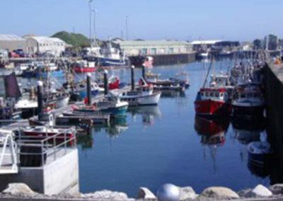 Seascope at Kilkeel Harbour